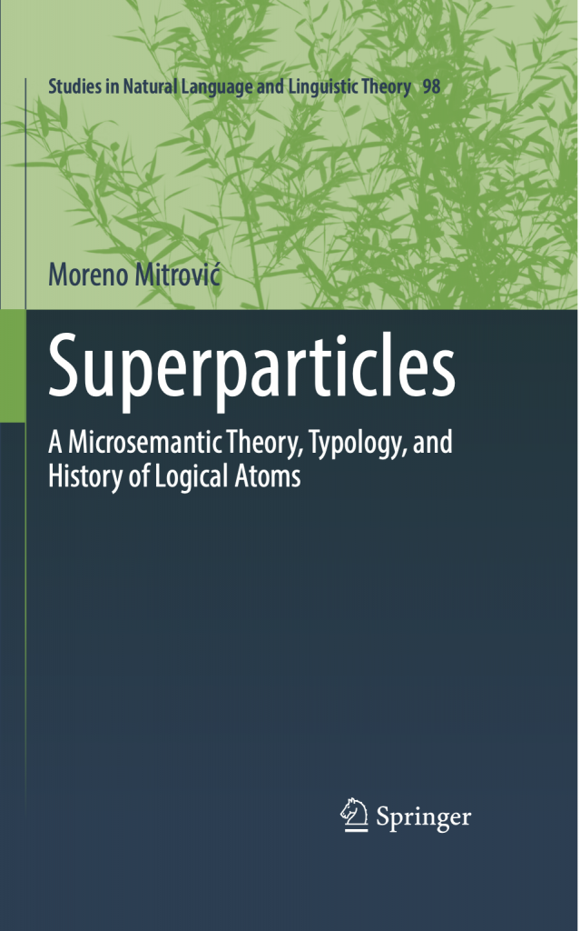 Superparticles: a microsemantic theory, typology, and history of logical atoms